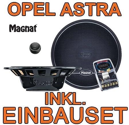 Opel astra f, g, h-parleurs magnat pro selection 216-16 cm-lot de 2 haut-parleurs 2 voies