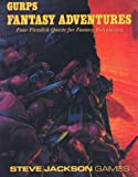 Gurps Fantasy Adventures: Four Fiendish Quests for Fantasy Roleplaying (1556342004) by Koke, Jeff