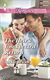 Image of The Heir's Unexpected Return (Harlequin Romance (Larger Print))
