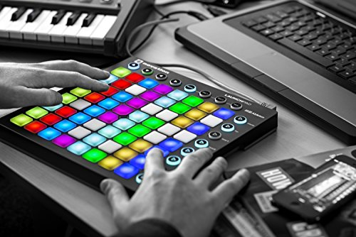 Novation LaunchPad MK2 | USB-MIDI-PAD-Controller Launch-Pad MKII | NEU - 4