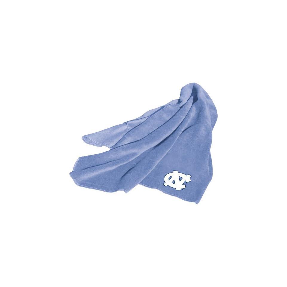 North Carolina Fleece Throw