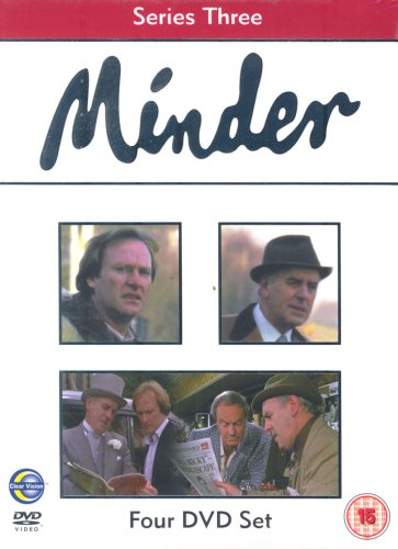 Minder - Series 3 [DVD]
