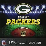 Green Bay Packers 2016 Calendar
