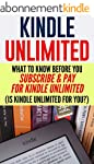 Kindle Unlimited: What To Know Before...