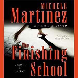 The Finishing School Audiobook