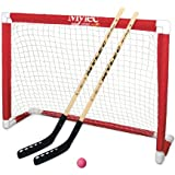 "Mylec Deluxe Folding Goal Set - 48"" x 37"" x 18"""