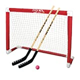 "Mylec Deluxe Folding Goal Set - 48"" x 37"" x 18""by Mylec"