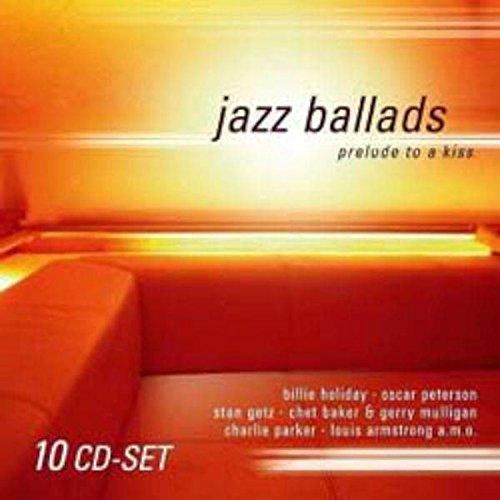 Jazz Ballads: Prelude to a Kiss 10 CD-Set