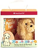 Honey Book & Pet Package [With Plush Puppy]