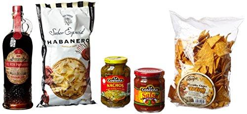 Sierra Madre Rum Prohibido Snack Paket Groß, 1er Pack