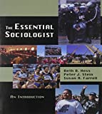 img - for The Essential Sociologist: An Introduction book / textbook / text book