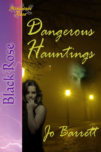 Dangerous Hauntings  cover