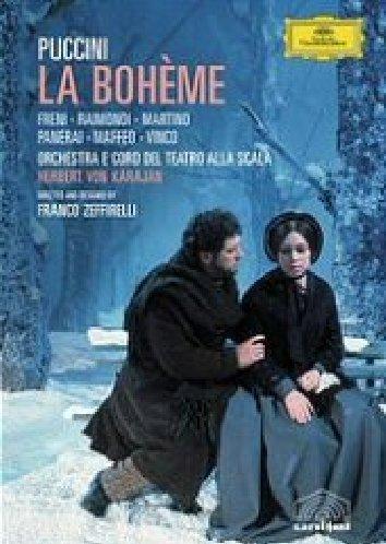 Puccini: La Boheme (Von Karajan) [DVD] [1965]