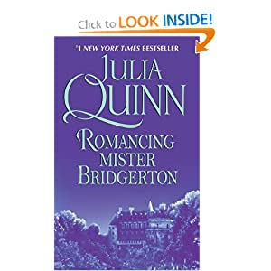 Romancing Mister Bridgerton (Bridgerton Series, Book 4)