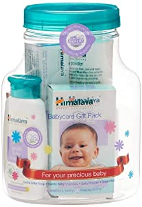Himalaya Baby Gift Jar