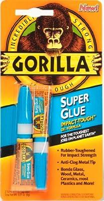 Gorilla Superglue 3g (Pack of 2)