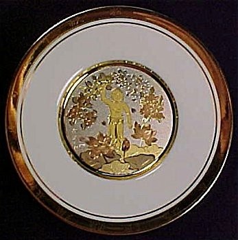 Buddha's Birthday Collector Plate