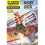 Moby Dick (Classics Illustrated)by Herman Melville