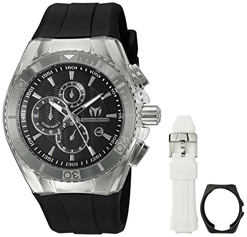 technomarine-mens-tm-115042-cruise-original-analog-display-quartz-black-watch
