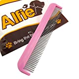 Alfie Pet by Petoga Couture - Groomer Comb for Small Animal - Ideal for Rabbit, Chinachilla, Guinea Pig, Puppy and Kitten