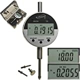 iGaging 35-125-4 Digital Electronic Indicator, 0-1