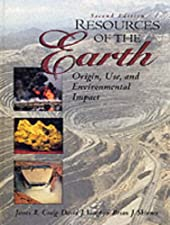 Earth Resources and the Environment by James R. Craig