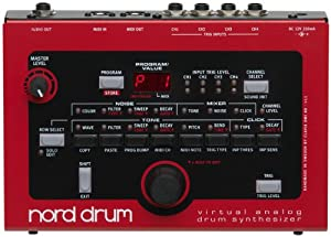 Nord Drum 4-Channel Virtual Analog Drum Synthesizer