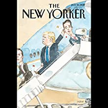 The New Yorker, July 24th 2017 (Danielle Allen, Nathan Heller, and Hua Hsu) Periodical by Danielle Allen, Nathan Heller, Hua Hsu Narrated by Todd Mundt
