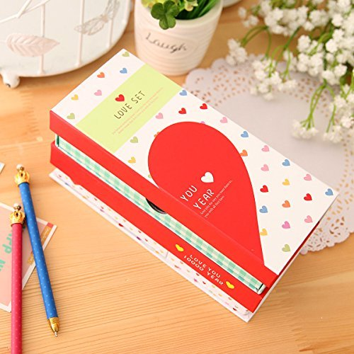 Zonman® Creative Four Floors Fun Joy Love Series Paper Stationery Pencil Case Pouch Gifts for Kids (1)