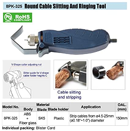 Proskit-8PK-325-Round-Cable-Slitting-And-Ringing-Tool