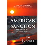 American Sanction (The Nick West Series Book 2) ~ Jim Burkett
