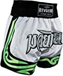 Revgear Deluxe Tribal Youth Muay Thai Shorts by Revgear