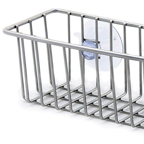 FrankeUSA Franke USA FSB100 Stainless Steel Universal Sponge Basket ...