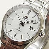 オリエント ORIENT 自動巻き メンズ 腕時計 SER2C00CW ホワイト 逆輸入