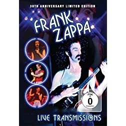 Frank Zappa Live Transmissions