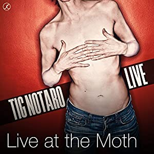 Live at the Moth Performance