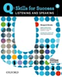Q Skills for Success: Listening and Speaking 2 Student Book with Online Practice