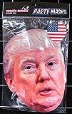 ドナルドトランプ お面 仮面 マスク ドナルド・トランプ アメリカ 大統領 仮装 変装 コスプレ 有名人 政治家 実業家 [並行輸入品]