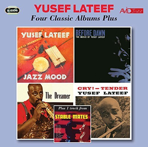 Jazz Mood / Before Dawn / Dreamer / Cry Tender by Yusef Lateef (2013-05-04)