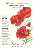 Poppy Flanders Corn American Legion