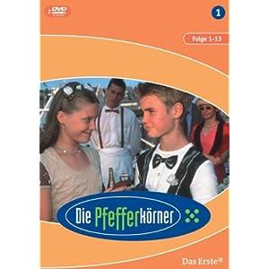 Die Pfefferkörner - Staffel 1 (2 DVDs)