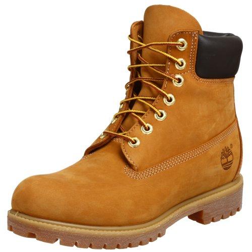 天木兰海淘:Timberland 天木兰经典大黄靴 10061