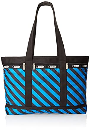 LeSportsac Travel Tote, Ace Stripe, One Size