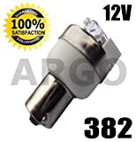 12V REVERSING SENSOR BEEPER BUZZER PARKING BACK UP ALARM BULB 382 1156 TOYOTA MR2 ROADSTER CONVERTIBLE