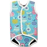 Splash About Baby Wrap Neoprene Wetsuit - Tutti Frutti, Medium, 6-18 Months