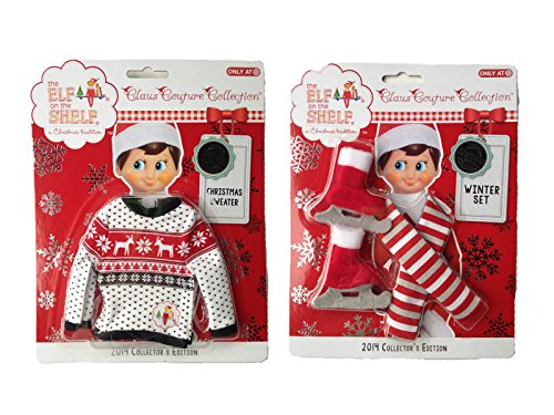 Elf on the Shelf 2014 Collector's