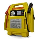 Electronic Star Estación de energía asistencia en carretera Cargador de batería coche (12V, 230V, lámpara integrada, 50 horas, 600A - 300A)