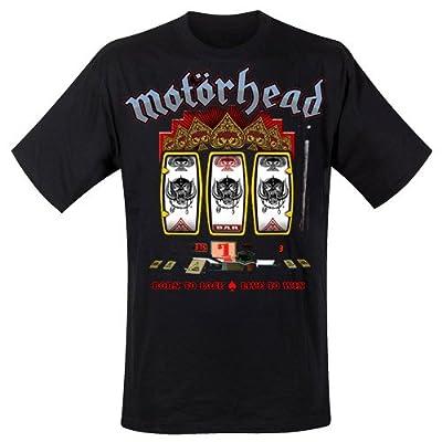 Motörhead - T-Shirt Slots (in XXL)