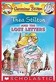 Thea Stilton #21: Thea Stilton and the Lost Letters (Thea Stilton Graphic Novels)