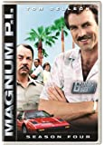 Magnum P.I: Season Four [DVD]